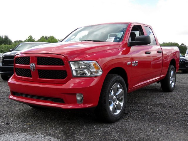 2018 Ram 1500 Quad Cab 4x4,  Pickup #R18277 - photo 1