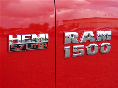 2018 Ram 1500 Quad Cab 4x4,  Pickup #R18277 - photo 15