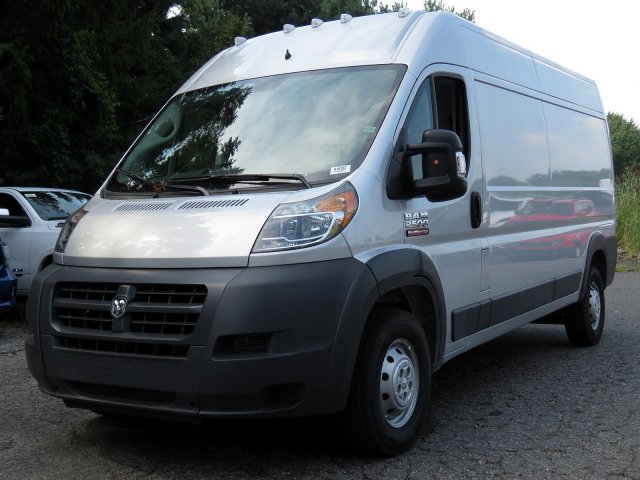 2018 ProMaster 2500 High Roof FWD,  Empty Cargo Van #R18282 - photo 3
