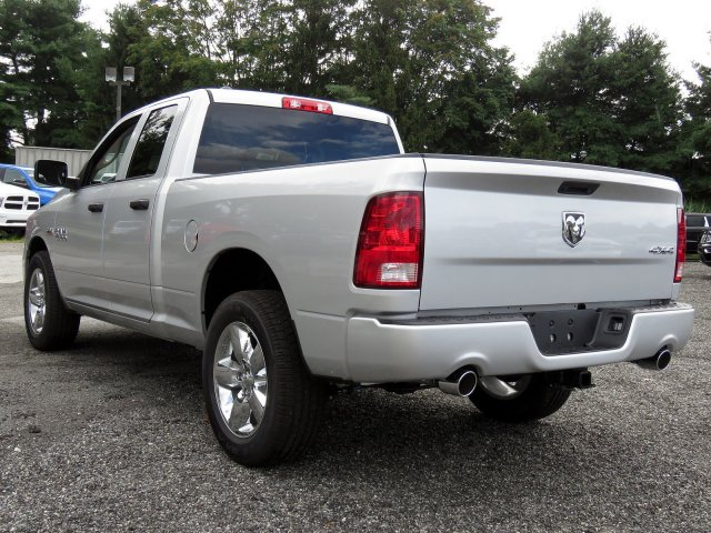 2018 Ram 1500 Quad Cab 4x4,  Pickup #R18297 - photo 2