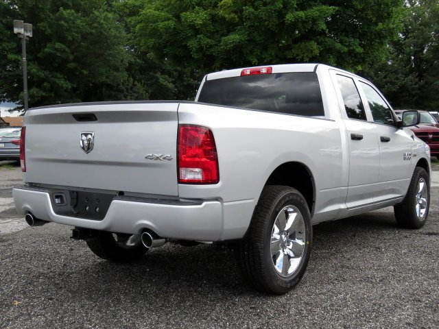 2018 Ram 1500 Quad Cab 4x4,  Pickup #R18297 - photo 3