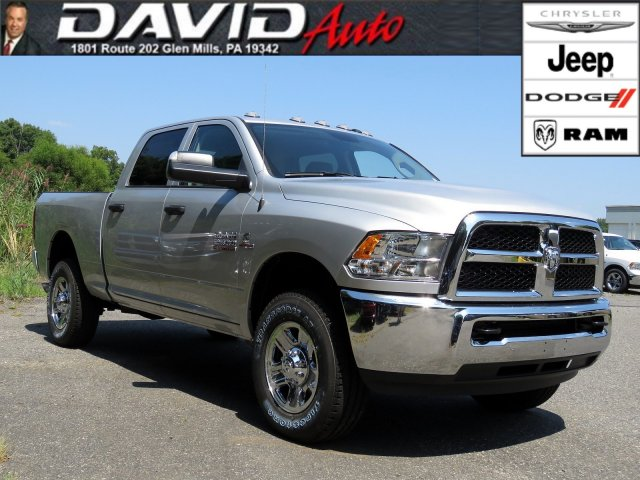 2018 Ram 2500 Crew Cab 4x4,  Pickup #R18310 - photo 1
