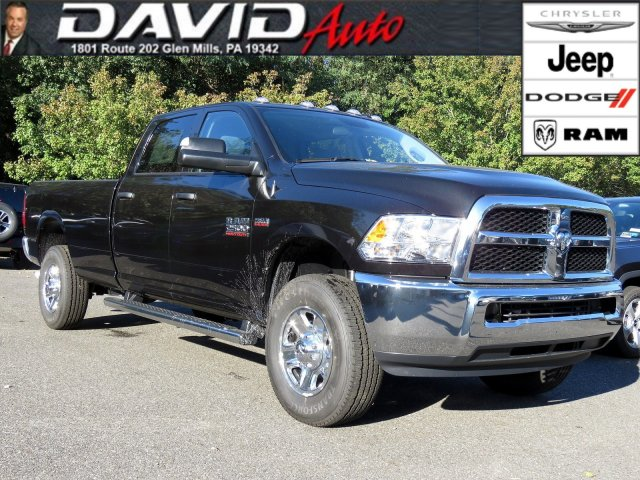 2018 Ram 2500 Crew Cab 4x4,  Pickup #R18341 - photo 1