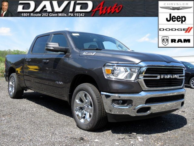2019 Ram 1500 Crew Cab 4x4,  Pickup #R19015 - photo 1