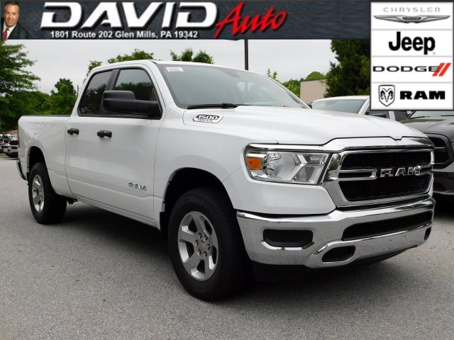 2019 Ram 1500 Quad Cab 4x4,  Pickup #R19019 - photo 1