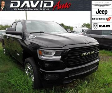 2019 Ram 1500 Quad Cab 4x4,  Pickup #R19030 - photo 1