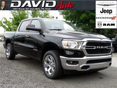 2019 Ram 1500 Crew Cab 4x4,  Pickup #R19043 - photo 1