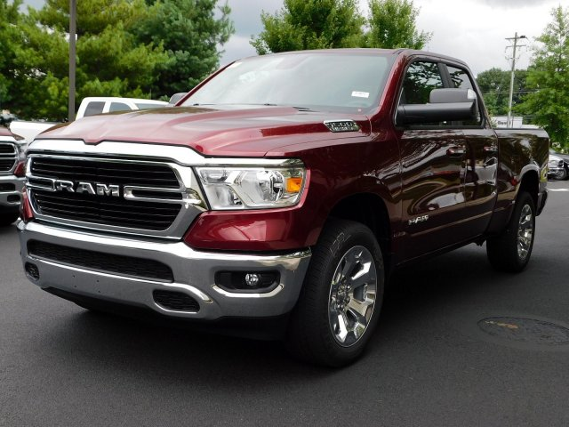 2019 Ram 1500 Quad Cab 4x4,  Pickup #R19074 - photo 3