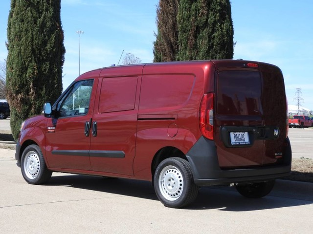 2018 ProMaster City FWD,  Empty Cargo Van #J6K09158 - photo 4