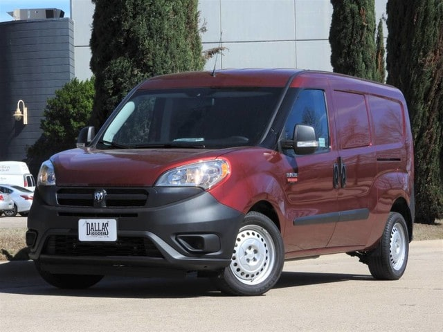 2018 ProMaster City, Cargo Van #J6K09158 - photo 3