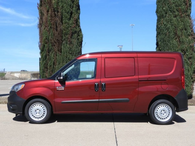 2018 ProMaster City FWD,  Empty Cargo Van #J6K09158 - photo 3