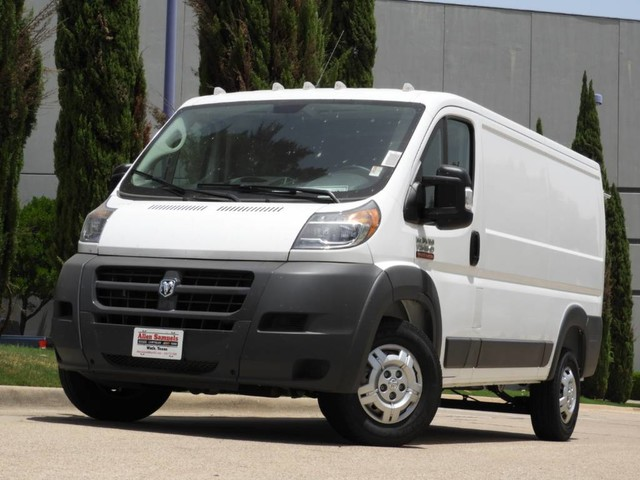 2018 ProMaster 1500 Standard Roof FWD,  Empty Cargo Van #JE101846 - photo 1