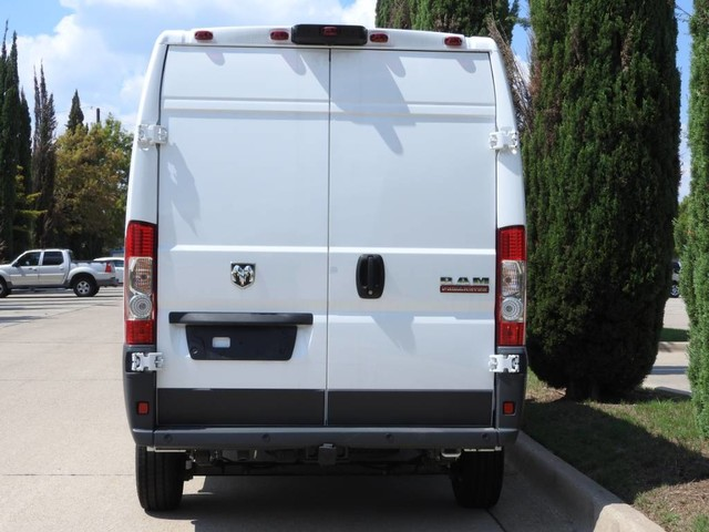 2018 ProMaster 2500 High Roof FWD,  Empty Cargo Van #JE102632 - photo 5