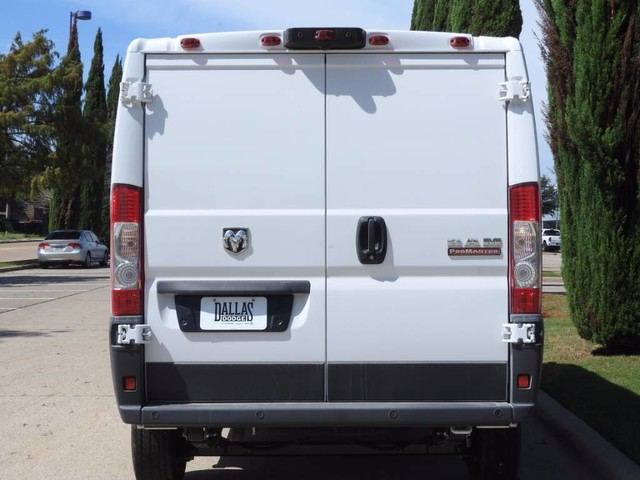 2018 ProMaster 1500 Standard Roof FWD,  Empty Cargo Van #JE103398 - photo 7