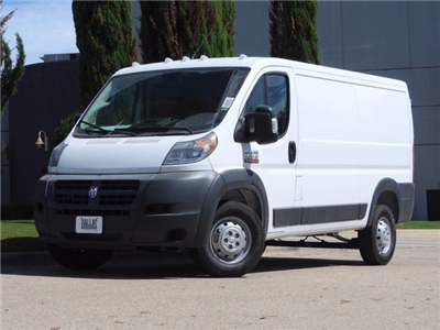 2018 ProMaster 1500 Standard Roof FWD,  Empty Cargo Van #JE103398 - photo 1