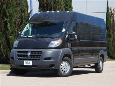 2018 ProMaster 2500 High Roof FWD,  Empty Cargo Van #JE135304 - photo 6