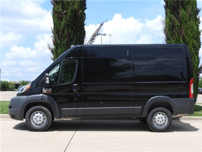 2018 ProMaster 2500 High Roof FWD,  Empty Cargo Van #JE136306 - photo 4