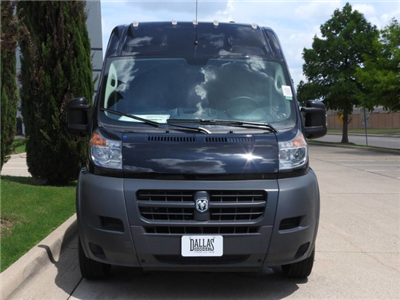 2018 ProMaster 2500 High Roof FWD,  Empty Cargo Van #JE136306 - photo 7
