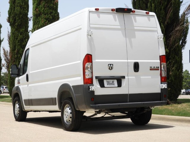 2018 ProMaster 2500 High Roof FWD,  Empty Cargo Van #JE136310 - photo 2