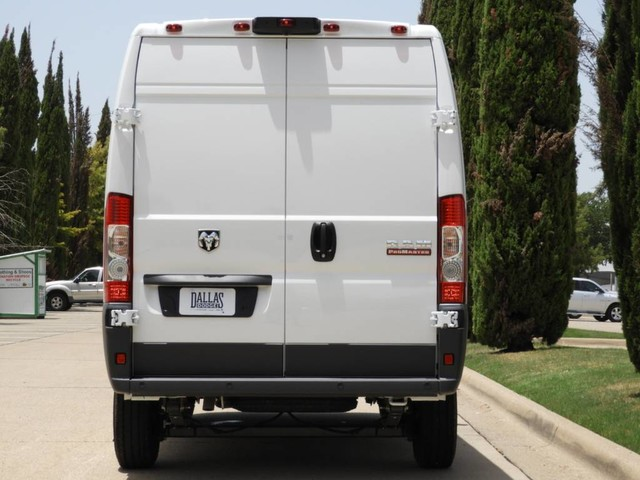 2018 ProMaster 2500 High Roof FWD,  Empty Cargo Van #JE136310 - photo 4
