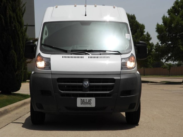 2018 ProMaster 2500 High Roof FWD,  Empty Cargo Van #JE136310 - photo 5