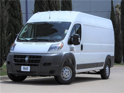 2018 ProMaster 3500 High Roof FWD,  Empty Cargo Van #JE136462 - photo 5