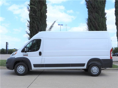 2018 ProMaster 3500 High Roof FWD,  Empty Cargo Van #JE136462 - photo 3
