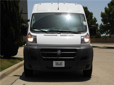 2018 ProMaster 2500 High Roof FWD,  Empty Cargo Van #JE140162 - photo 6