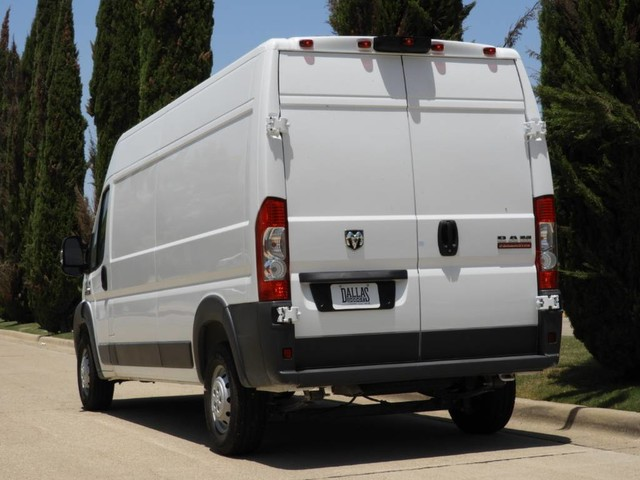 2018 ProMaster 2500 High Roof FWD,  Empty Cargo Van #JE140163 - photo 2