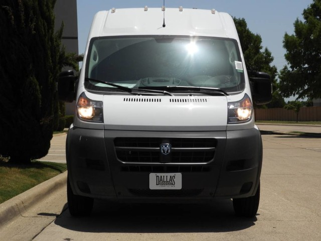 2018 ProMaster 2500 High Roof FWD,  Empty Cargo Van #JE140163 - photo 7