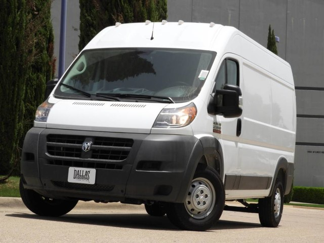 2018 ProMaster 2500 High Roof FWD,  Empty Cargo Van #JE144069 - photo 1