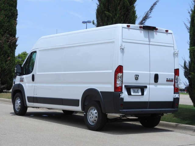 2018 ProMaster 2500 High Roof FWD,  Empty Cargo Van #JE144070 - photo 4