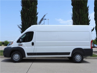 2018 ProMaster 2500 High Roof FWD,  Empty Cargo Van #JE144070 - photo 3