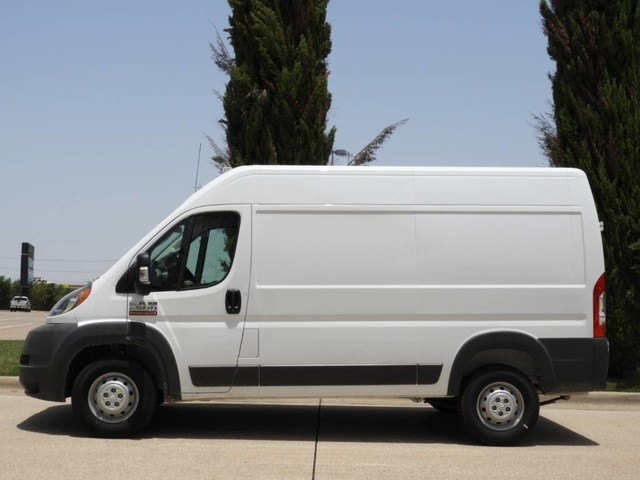 2018 ProMaster 2500 High Roof FWD,  Empty Cargo Van #JE144073 - photo 4