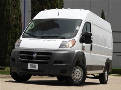 2018 ProMaster 2500 High Roof FWD,  Empty Cargo Van #JE144073 - photo 1