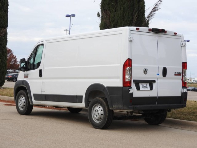2018 ProMaster 1500 Standard Roof FWD,  Empty Cargo Van #JE159318 - photo 4