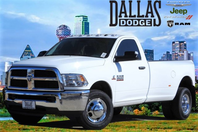 2018 Ram 3500 Regular Cab DRW, Pickup #JG103367 - photo 1