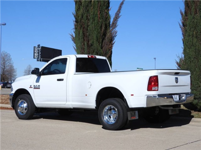 2018 Ram 3500 Regular Cab DRW, Pickup #JG103367 - photo 2