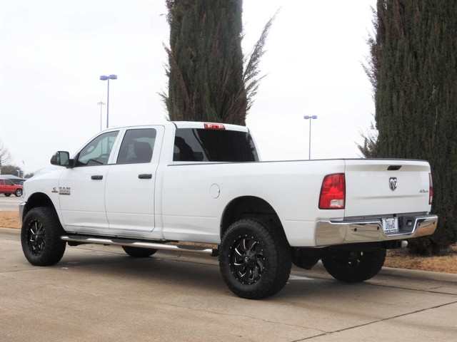 2018 Ram 2500 Crew Cab 4x4, Pickup #JG127428 - photo 2