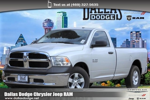 2018 Ram 1500 Regular Cab,  Pickup #JG162768 - photo 1