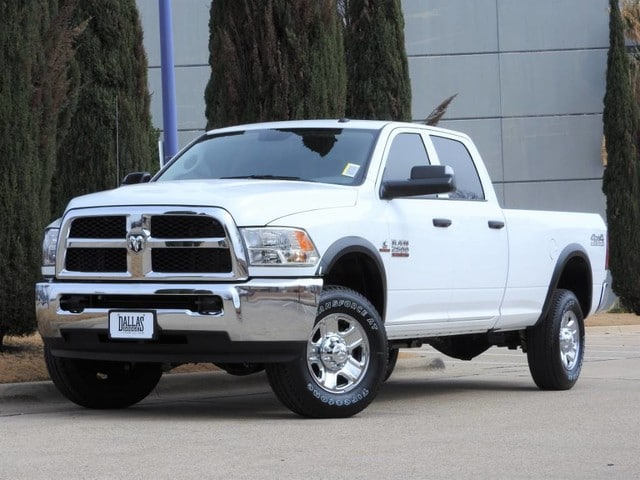 2018 Ram 2500 Crew Cab 4x4, Pickup #JG191749 - photo 3
