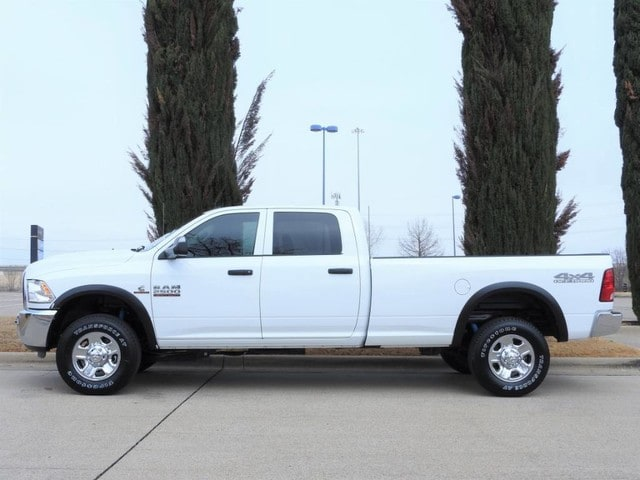 2018 Ram 2500 Crew Cab 4x4, Pickup #JG191749 - photo 4