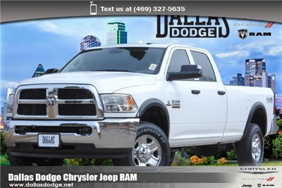 2018 Ram 2500 Crew Cab 4x4, Pickup #JG191749 - photo 1