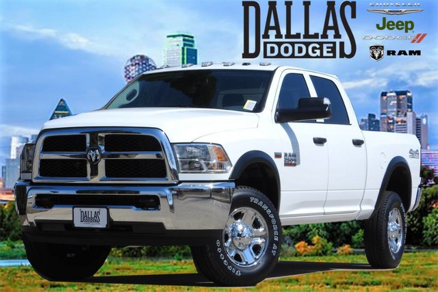 2018 Ram 2500 Crew Cab 4x4,  Pickup #JG192460 - photo 1