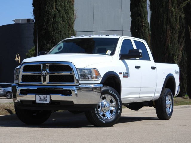 2018 Ram 2500 Crew Cab 4x4,  Pickup #JG192460 - photo 4