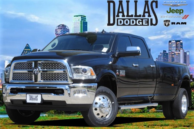 2018 Ram 3500 Crew Cab DRW 4x4,  Pickup #JG200287 - photo 1