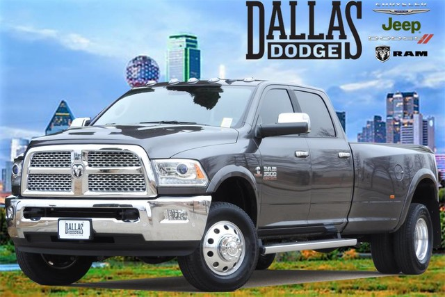 2018 Ram 3500 Crew Cab DRW 4x4,  Pickup #JG200294 - photo 1