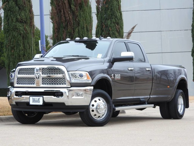2018 Ram 3500 Crew Cab DRW 4x4,  Pickup #JG200294 - photo 3