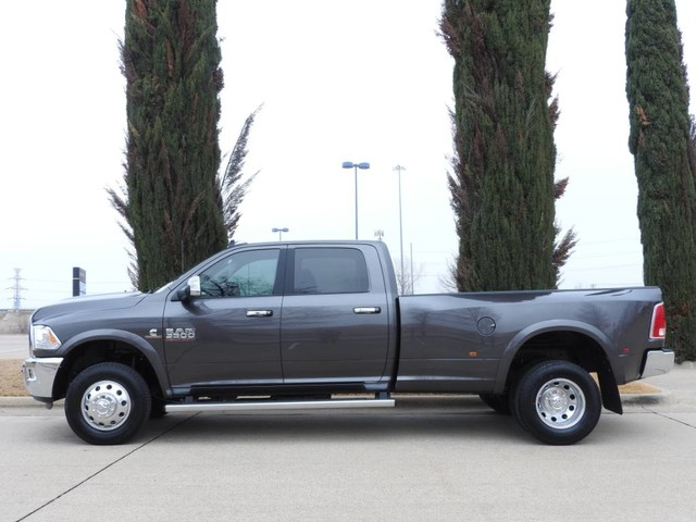 2018 Ram 3500 Crew Cab DRW 4x4,  Pickup #JG200294 - photo 4
