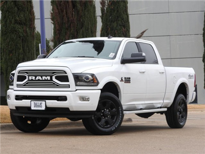 2018 Ram 2500 Crew Cab 4x4,  Pickup #JG211212 - photo 3